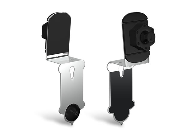 Image of the mounting stand.