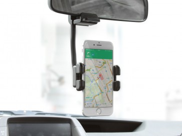 Beat-Sonic QBF18 Rear-view Mirror Clamp Mobile Stand