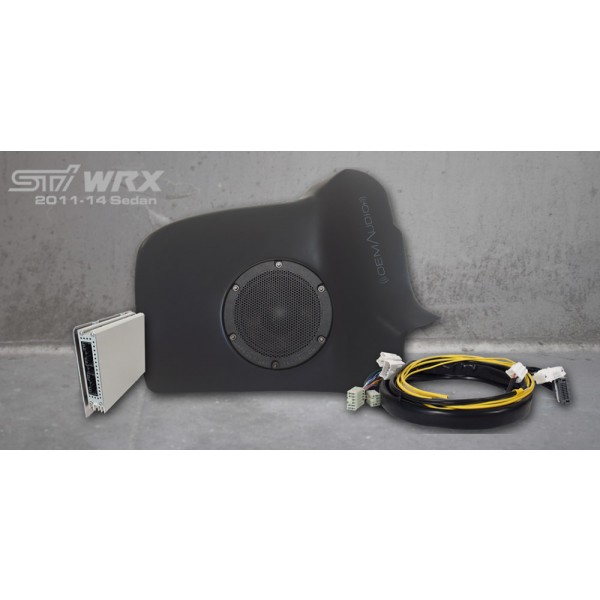 OEM Audio Plus for 2011-2014 Subaru STI / WRX GR Sedan System 450Q