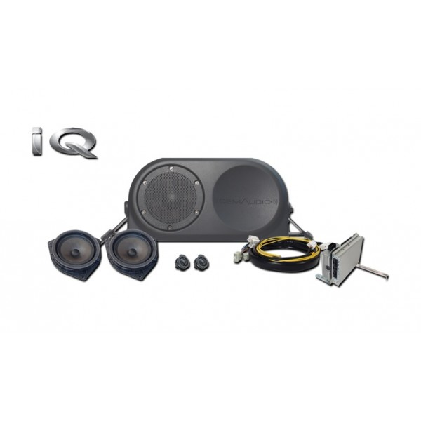 OEM Audio Plus Scion iQ Reference 400CF