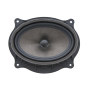 "Front 6"" x 9"" Woofer"