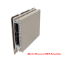 MULTI-CHANNEL 32-BIT DSP POWER AMPLIFIER / 360 Watts RMS (Continuous / @ 2-ohms),  Advanced Cirrus-Logic 32-Bit Digital Signal Processing, Real-time system diagnosis for trouble-free operation,  Meets all OEM standards including AEC-Q100