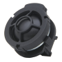 "Optional 1"" Soft Dome Tweeter"
