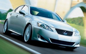 2006-2009 Lexus IS Sesan