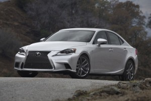 20013-2015 Lexus IS F