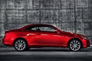 2013-2015 Lexus IS Convertible