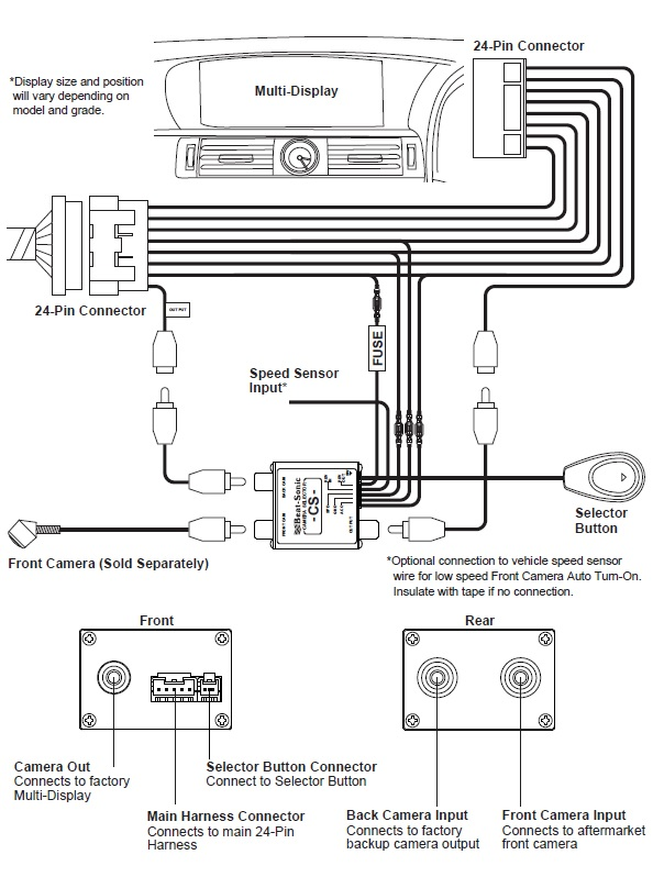 Beatsonic Usa. Lexus. 2014 Lexus Is 250 Wiring Diagram At Scoala.co