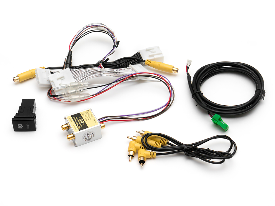 Front Camera Interface For Select 2014 2017 Toyota Models